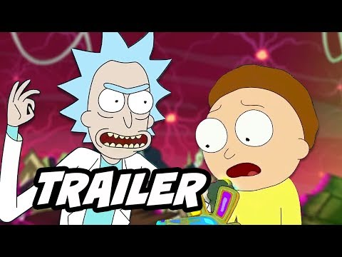 Rick and Morty Season 3 Episode 8 Promo Breakdown