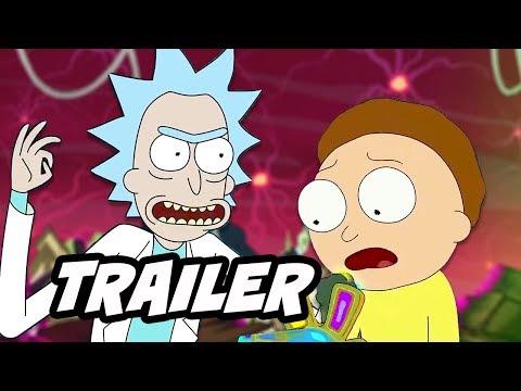 Download Youtube: Rick and Morty Season 3 Episode 8 Promo Breakdown