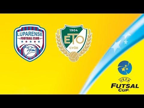 Luparense - Győr | UEFA Futsal Cup | Live Stream
