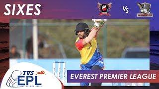 SIX | Biratnagar Warriors vs Bhairahawa Gladiators | Match 08 | EPL 2018