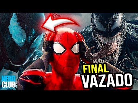 MUITO TRISTE!! Vazou O FINAL De VENOM 2, Homem-Aranha Obterá O Traje De Symbionte