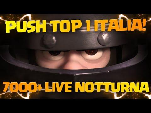 LADDER 7000+ CON NUOVI DECK!? RECORD ITALIANO: 8517 COPPE! CLASH ROYALE ITA