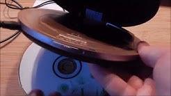 HOTT tragbarer CD-Player, CD611 Personal CD-Player
