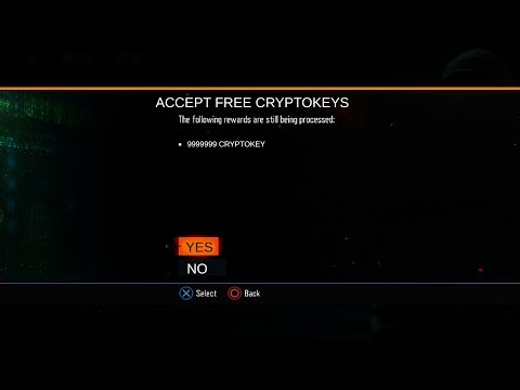 UNLIMITED FREE CRYPTOKEY GLITCH! BLACK OPS 3 UNLIMITED CRYPTOKEYS GLITCH (COD BO3 Glitch) 2016