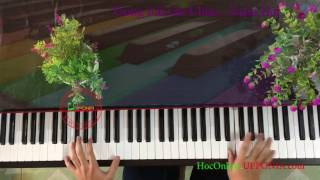 Bí quyết học piano solo Trong Trái Tim Chúa (Phanxico) - Xuân Hải [Upponia.com - Tuhocpiano.com]