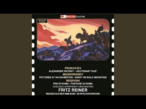 Alexander Nevsky, Op. 78: The Battle on the Ice