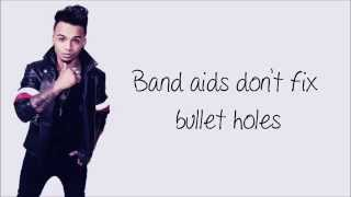 Aston Merrygold- Bad Blood Cover (Lyrics)