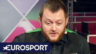 Mark Allen: I'm in a Dark Place Right Now | Welsh Open Snooker 2019 | Eurosport