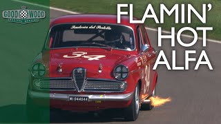Alfa Romeo At Goodwood Videos