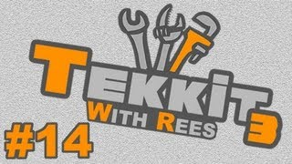 Tekkit Classic - Episode 14: Pumps and Water Strainers