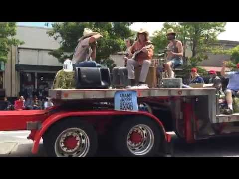 Lagunitas Brewing Company Float for Petaluma's 2014 Butter & Eggs Day Parade