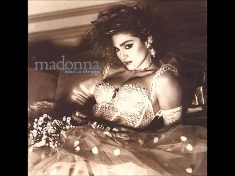 Madonna -Into the groove- (Like a Virgin)