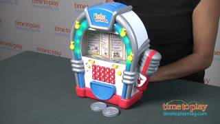 Baby Genius Be a Star Sing Along Jukebox from Tollytots