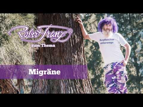 Was würde Robert Franz bei Migräne tun?
