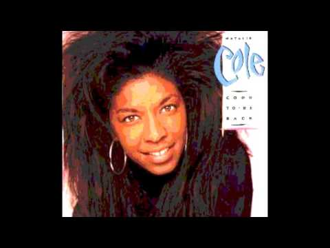 NATALIE COLE Dangerous ALBUM VERSION