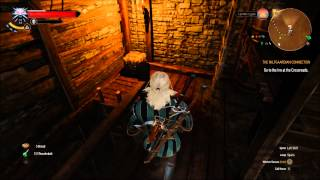 The Witcher 3 - Massive Hidden Item Stash - Witcher Gear + More - Earlyish in Game