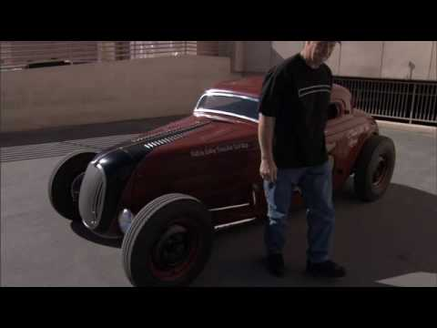The Rolling Bones Hot Rod Shop - The Poteet 1934 Coupe