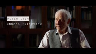 Peter Cain -  Unused Interview from The Spider's Web Documentary