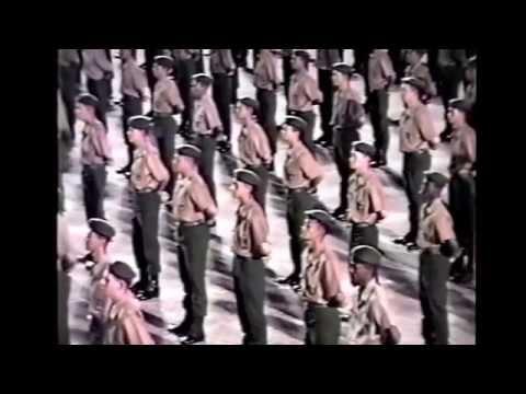 Juramento à Bandeira   BCSv AMAN   1995   Completo