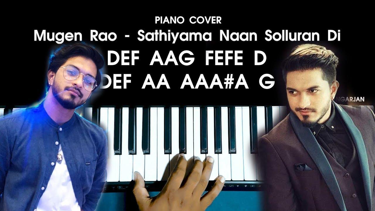 Sathiyama Na Sollurandi Lyrics Mugen Rao Download Pdf Lyrics Boy