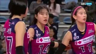 김수지 한국 배구 리그