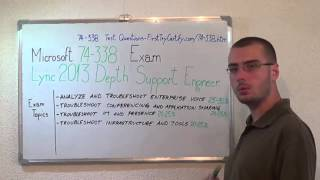 74-338 – Lync Exam 2013 Depth Support Test Engineer Questions