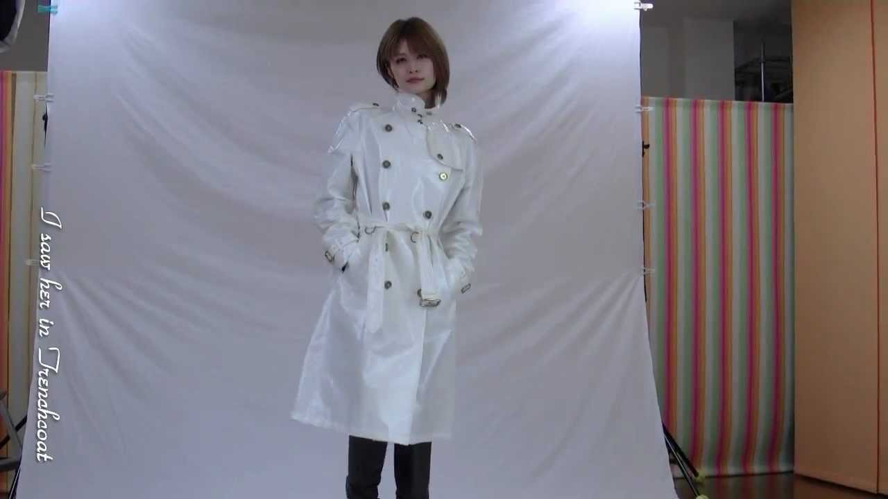 Quot Kizuna In Burberry Raincoat Part 3 Quot Presented By Quot I Saw