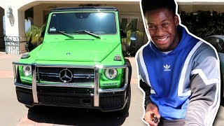 SURPRISING MY ROOMMATE WITH A $160,000 CAR!