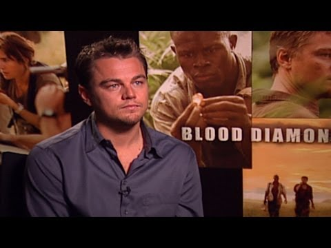'Blood Diamond' Interview
