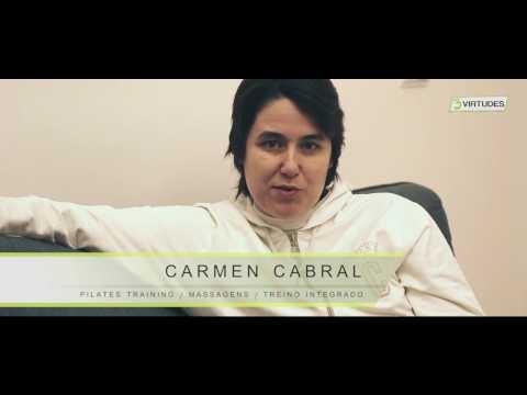 Testemunho Carmen Cabral
