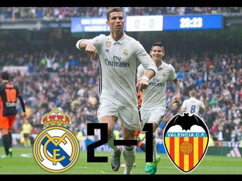 Download Real Madrid vs Valencia 2-1 All Goals & Highlights 29/04/2017 [HD]