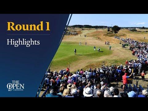 The 147th Open - Thursday Full Highlights
