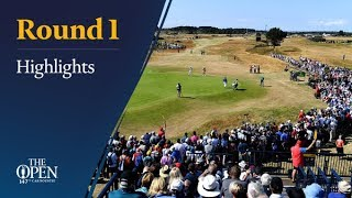The 147th Open - Thursday Full Highlights