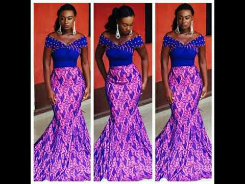 Robes Africaine De Soiree Chic