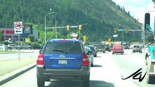 July 6, 2020 - Drive from Kelowna to Penticton BC