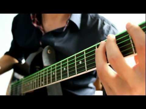 Nirvana - Smells like teen spirit (Урок guitar lesson видео-разбор how to play)
