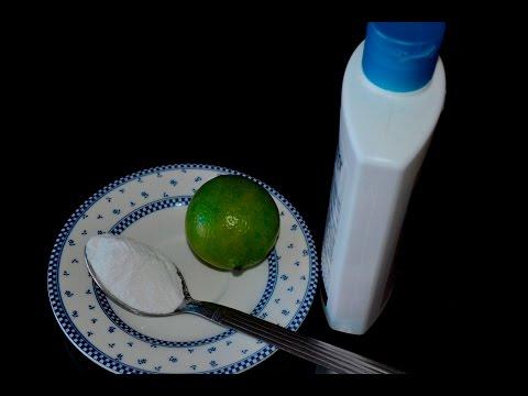 como quitar el mal olor de las axilas con bicarbonato