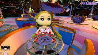 BabyBus - Tiki Mimi và Trò Chơi cuộc đua kỳ thú trong công viên biển tập cuối