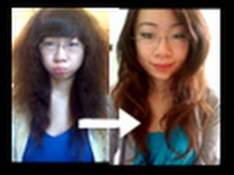 Tips for your naturally curly, poofy, and frizzy hair!  YouTube
