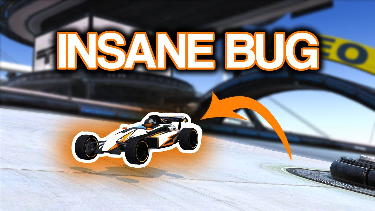 How a bug helped me get the WR of my DREAMS in Trackmania