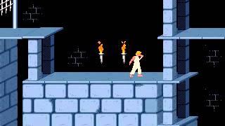 "Prince of Persia Level 3 Bug - ""Secret Level"""