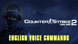 Counter-Strike Online 2 - English Voice Commands