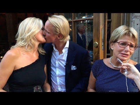 Petter Pilgaards mamma hyller hans nye kjæreste Vendela Kirsebom