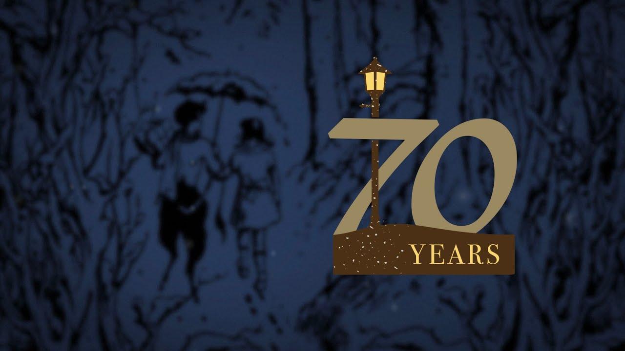 Happy 70th Anniversary to Narnia!