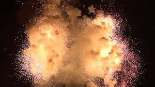 Fallas de Valencia 2014 - Fireworks - Nit del Foc - Caballer SA