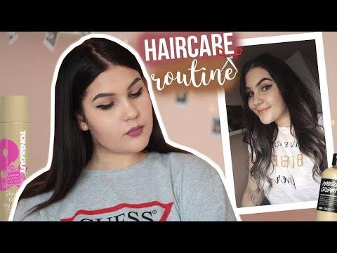 PROČ JSEM SI ZASE OSTŘÍHALA VLASY & haircare routine | Denny Canton
