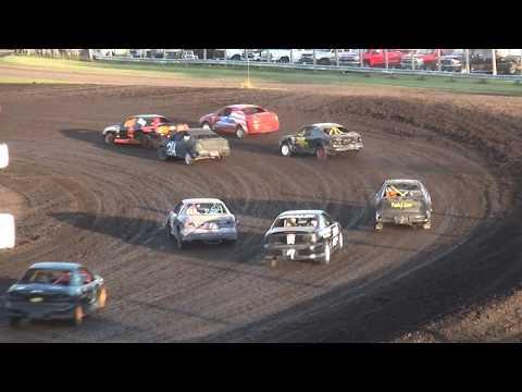 Sport Compact feature Benton County Speedway 8/13/17