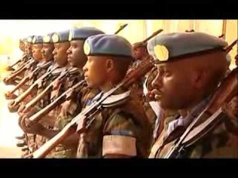 International Peacekeepers Day 2009