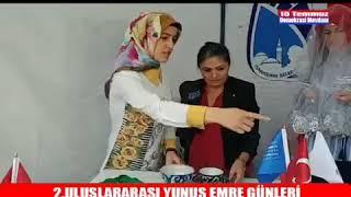 Uluslararası Yunusemre Günleri (10.10.2016)& www.nurgulyilmaz.com Video