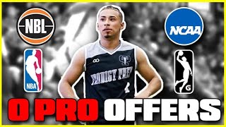 WAS JULIAN NEWMAN EXPOSED FOR LYING ABOUT COLLEGE & OVERSEAS OFFERS???